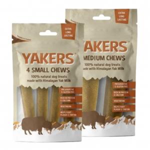 YAKERS Yak Milk Chew Value Pack
