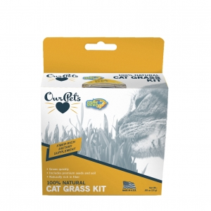 Cosmic Cat Grass Kit