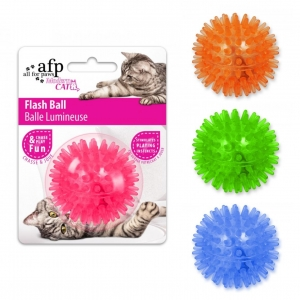 All for Paws Flash Ball 5cm (Assorted Colours)