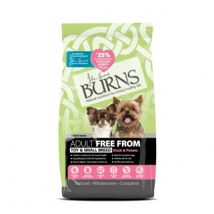 BURNS Free From Toy & Small Breed