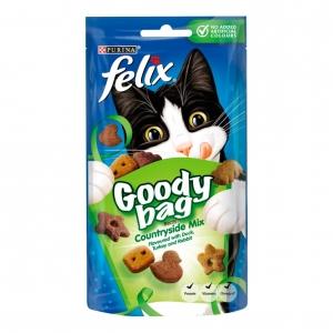 Felix Goody Bag Countryside Mix 60gm