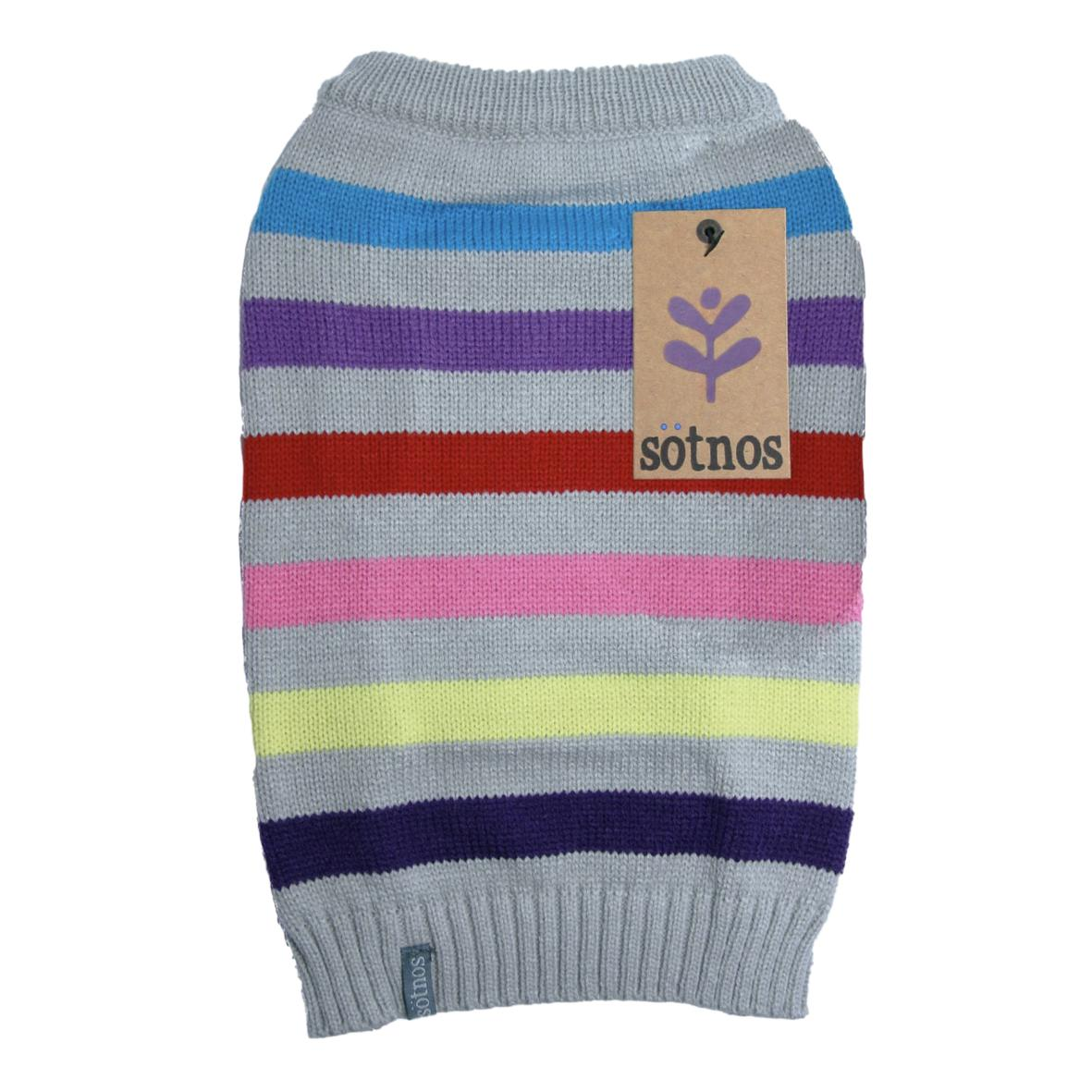 Sotnos Striped Sweater