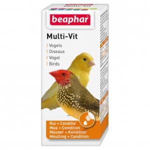 Beaphar MultiVit for Birds 20ml