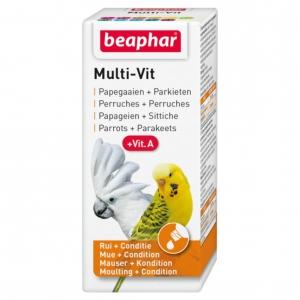 Beaphar MultiVit for Parrots & Parakeets 20ml