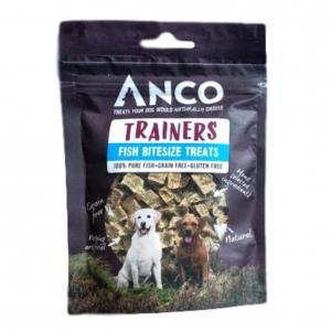 Anco Trainers Fish Bitesize Treats 70gm