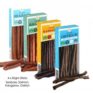 JR Pure Meat Sticks Bundle C