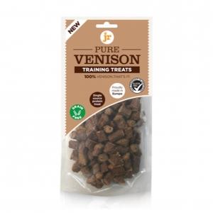 JR Pure Venison Training Treats 85gm