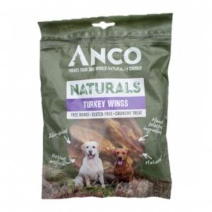 Anco Naturals Turkey Wings 6pcs