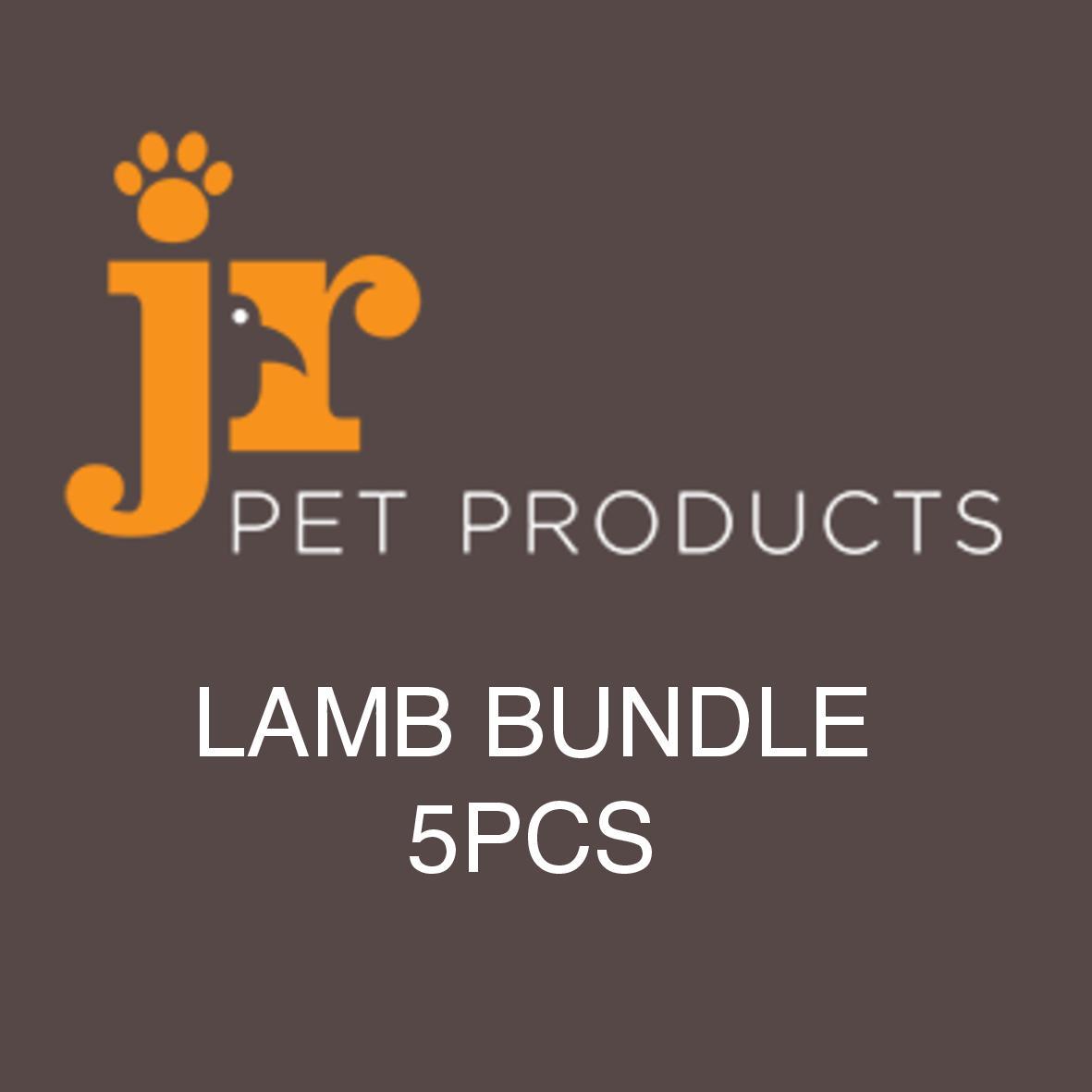 JR Purely Lamb Protein Bundle 5pcs