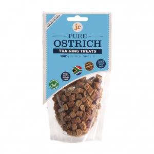 JR Pure Ostrich Training Treats 85gm