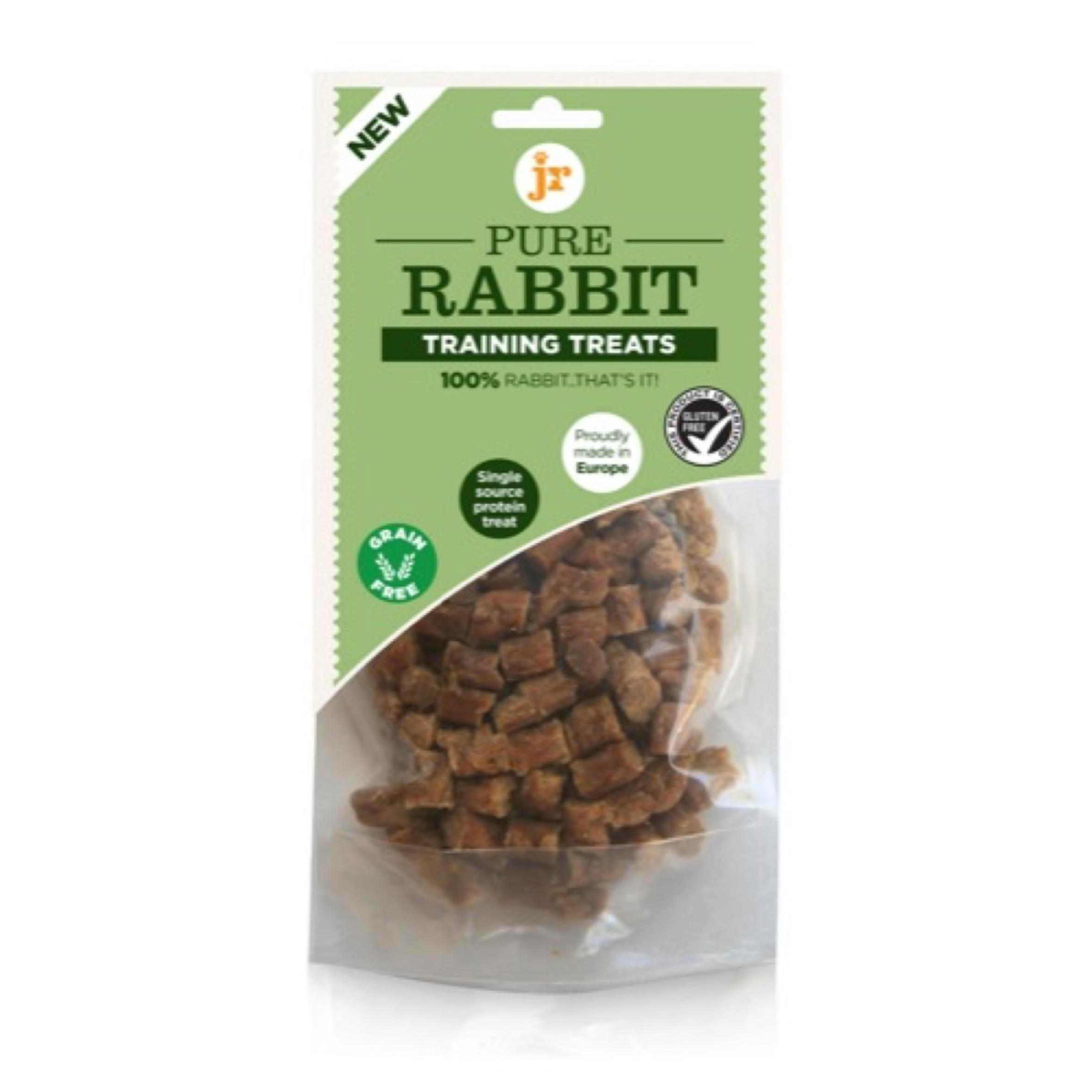 JR Pure Rabbit Training Treats 85gm