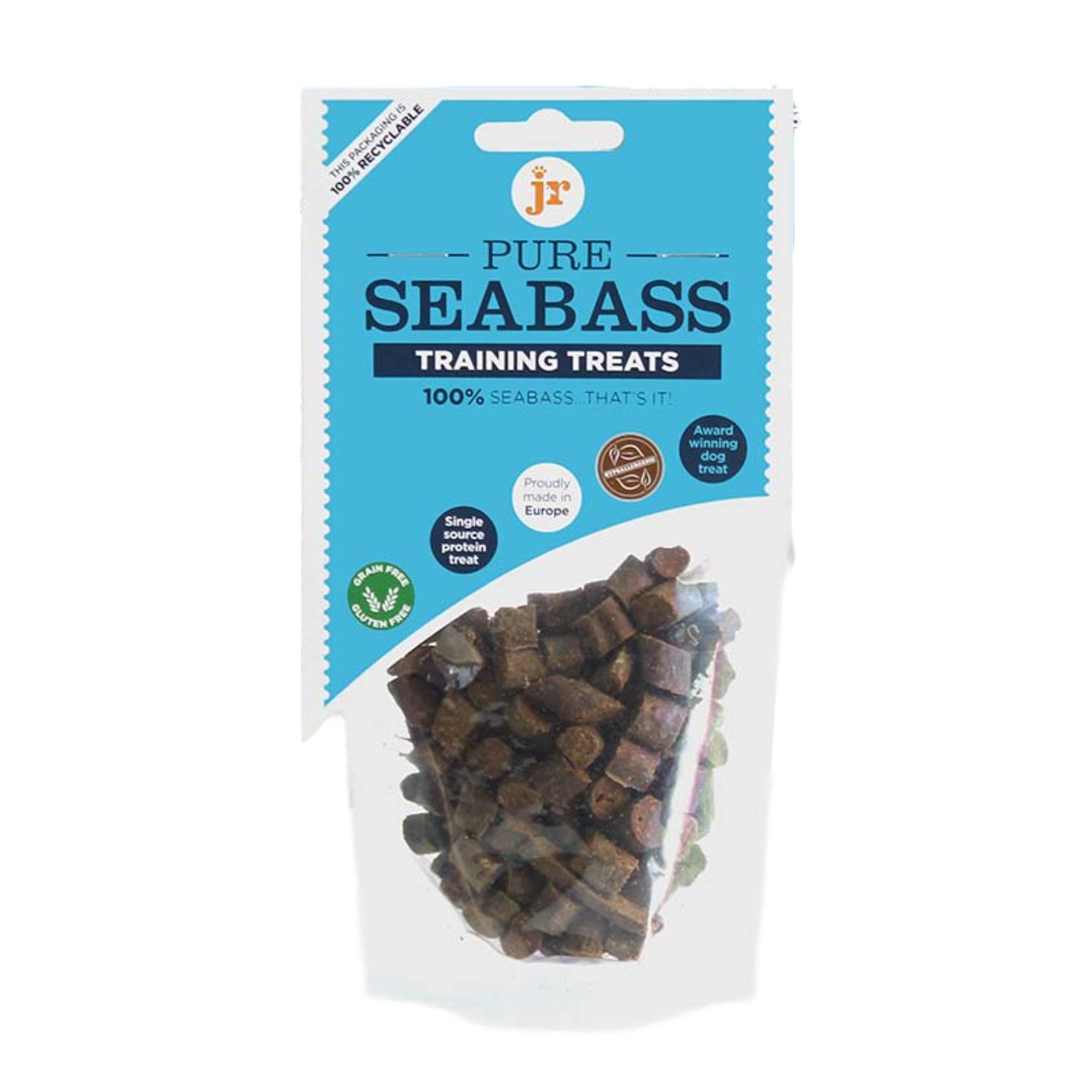 JR Pure Seabass Training Treats 85gm