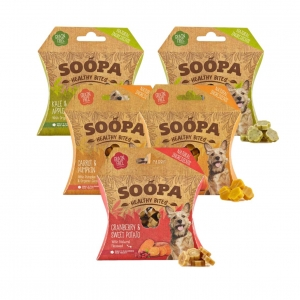 Soopa Healthy Bites Assorted Bundle