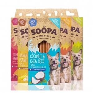 Soopa Dental Sticks 5-Flavour Bundle