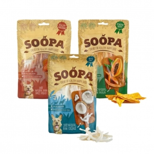 Soopa Natural Chews Bundle