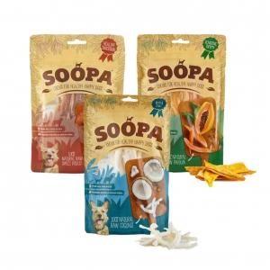 Soopa Natural Chews Bundle