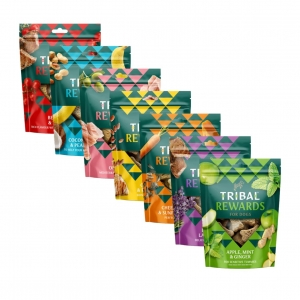 Tribal Rewards Assorted Flavour Bundle 7 x 130gm