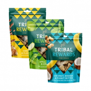 Tribal Rewards Favourites Biscuit Bundle 3pcs