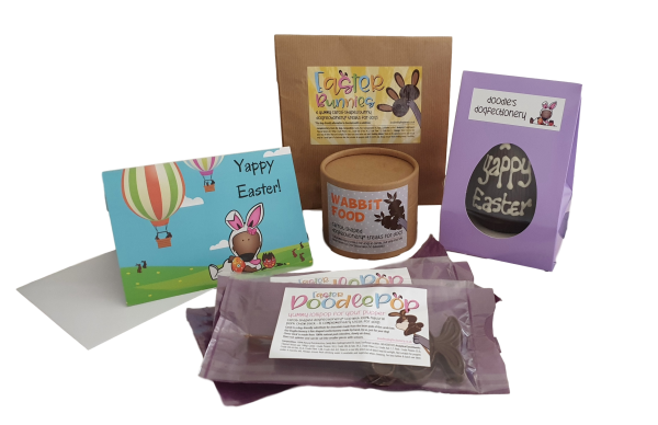 Doodles Dogfectionery EASTER RANGE FULL