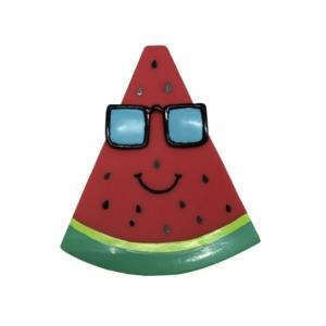 Good Boy Squeaky Watermelon 17cm