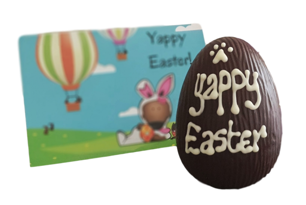 Doodles Dogfectionery Egg & Card