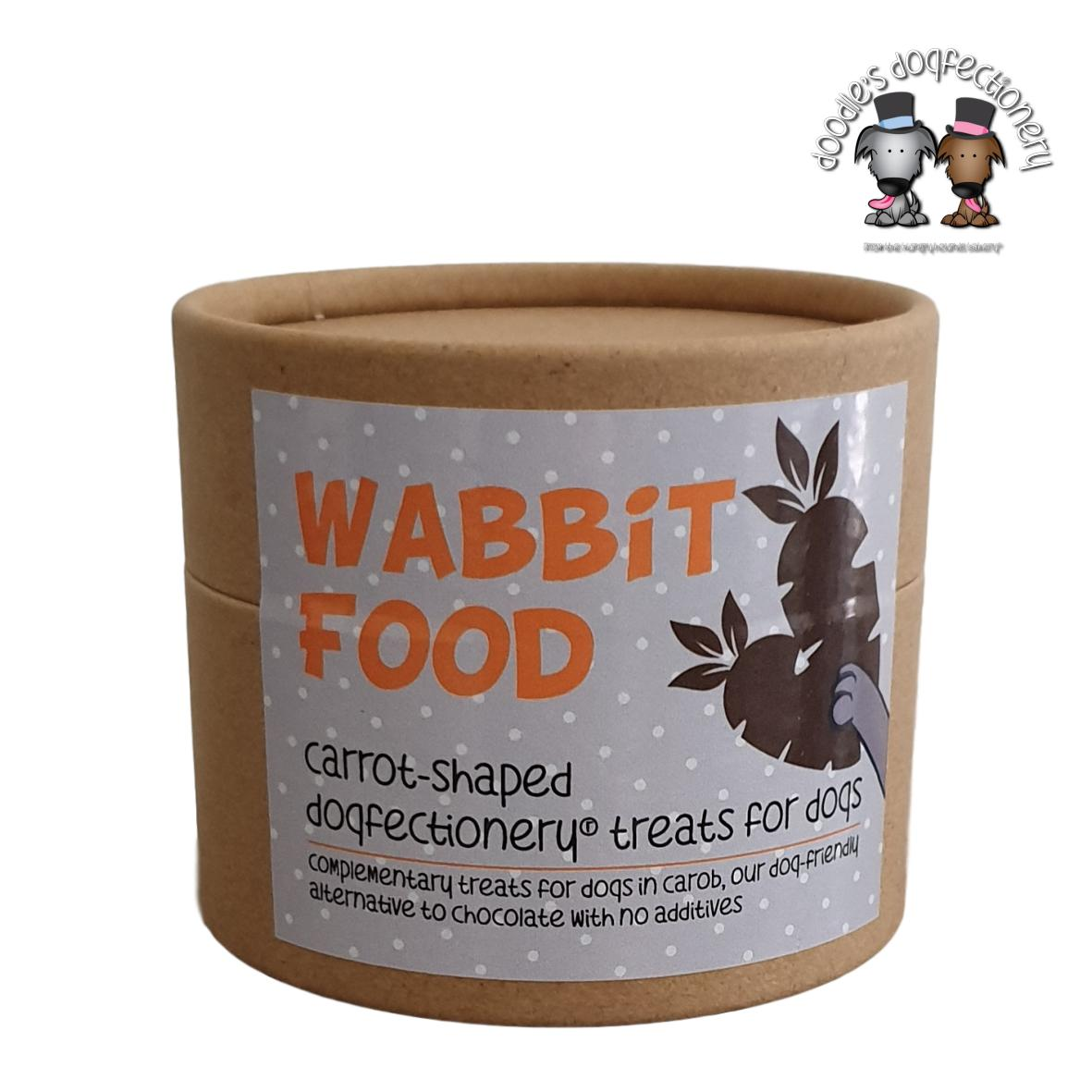 Doodles Dogfectionery Wabbit Food 12pk