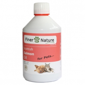 Finer by Nature Salmon Oil 500ml