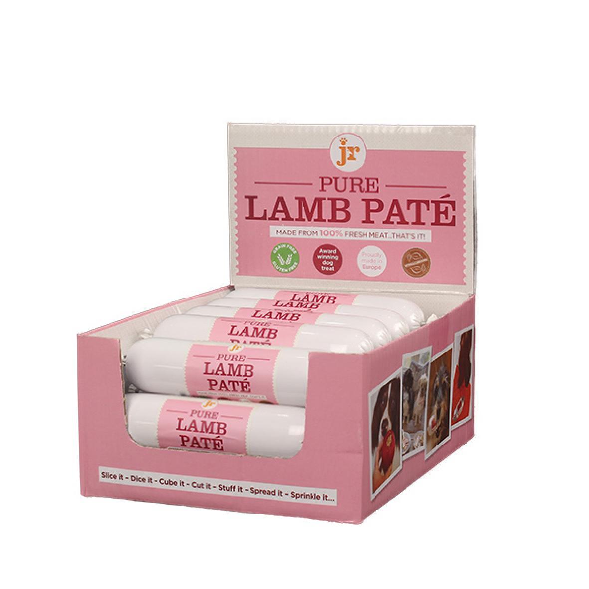 JR Pure Lamb Pate 200gm