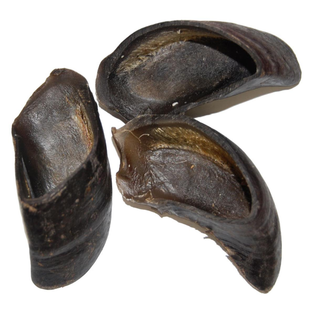 Finer by Nature Beef Hooves 3pcs (Empty)
