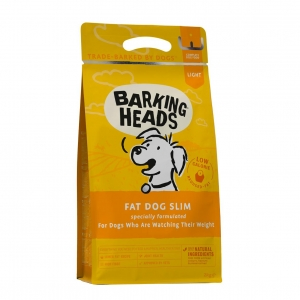 BARKING HEADS Light Fat Dog Slim with Chicken, Trout & Brown Rice 2kg