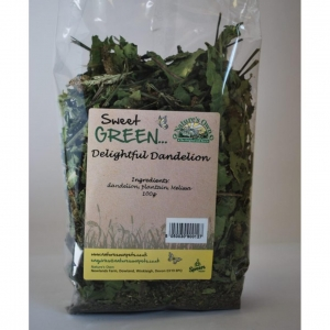 Natures Own Sweet Green Delightful Dandelion 100gm