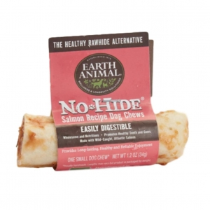 Earth Animal No-Hide Chews Salmon Small 1pc