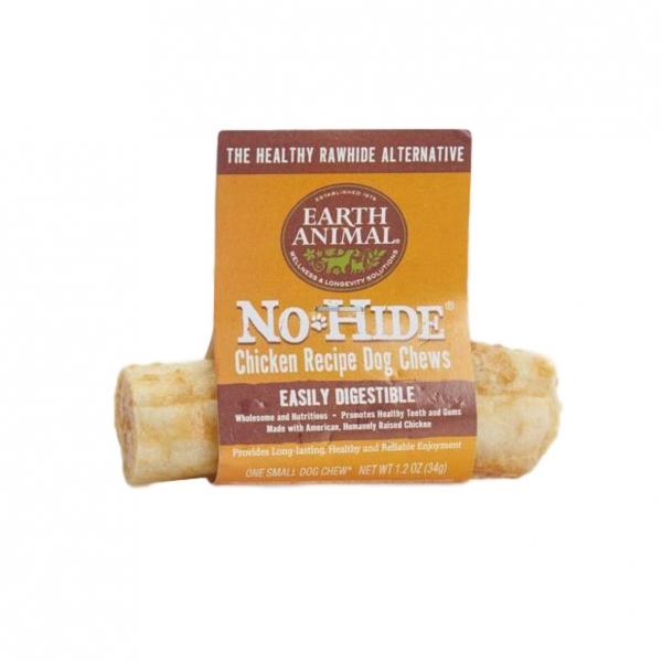 Earth Animal No-Hide Chews Chicken Small 1pc