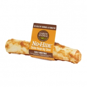 Earth Animal No-Hide Chews Chicken Medium 1pc