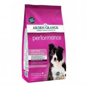 Arden Grange Performance with Fresh Chicken 12kg