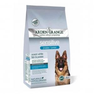 Arden Grange Sensitive Puppy Junior with Ocean White Fish & Potato