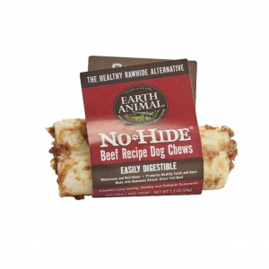 Earth Animal No-Hide Chews Beef Small 1pc