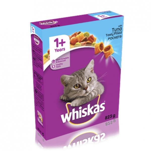 Whiskas 1+ with Tuna 825gm