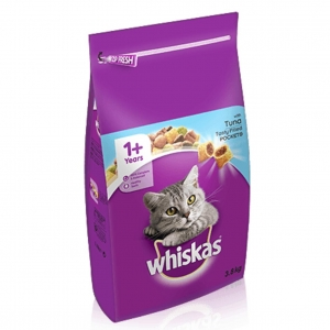 Whiskas 1+ with Tuna 3.8kg