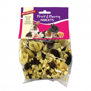Mr Johnsons Fruit & Berry Niblets 110gm