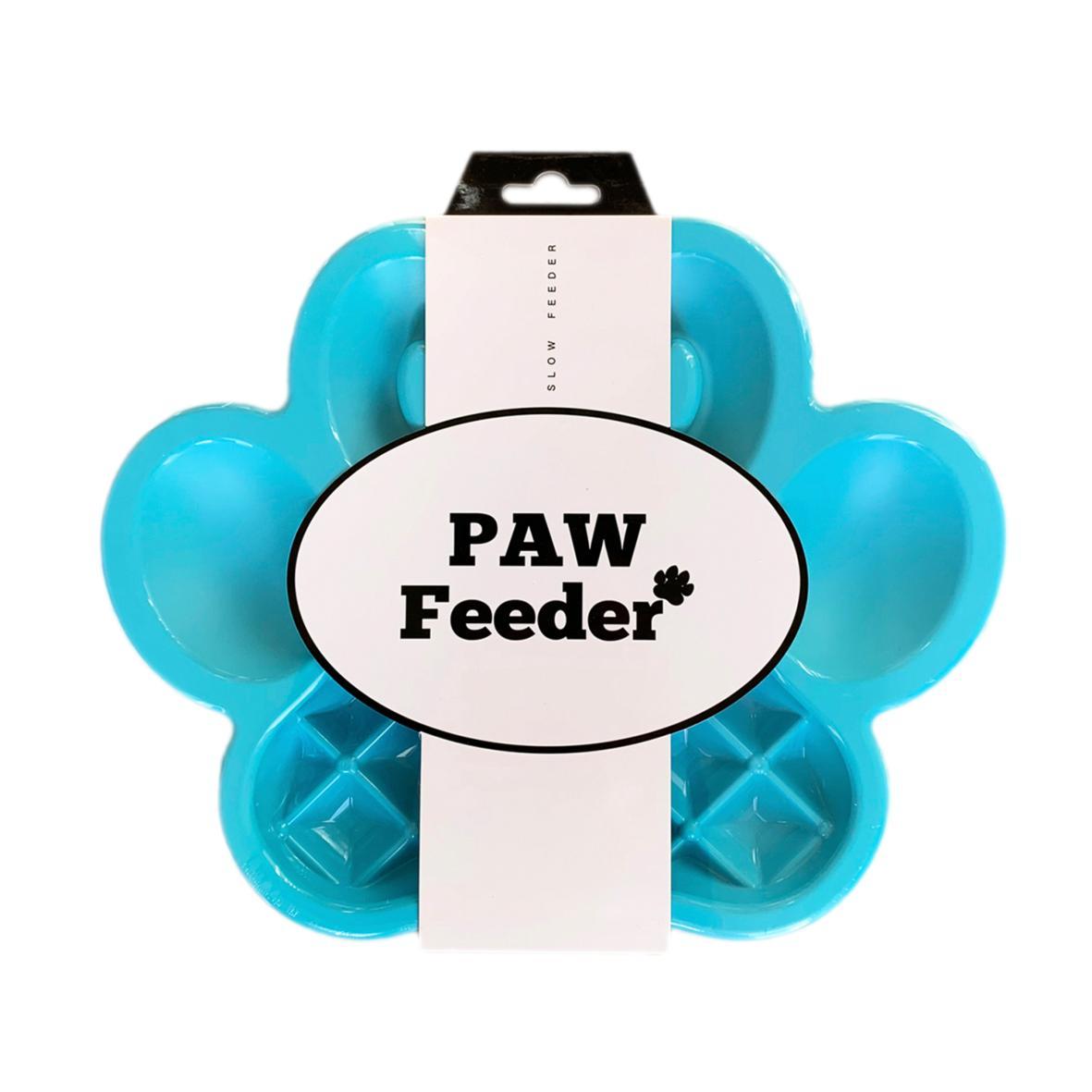 PAW Slow Feeder Blue