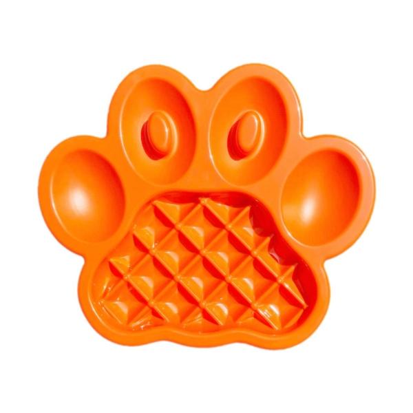 PAW Slow Feeder Orange
