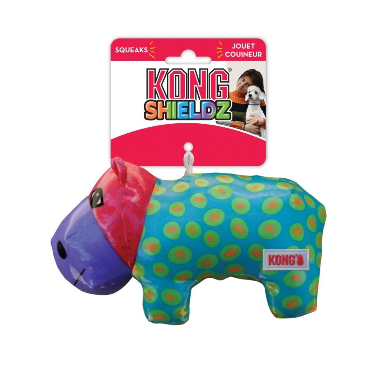 KONG Shieldz Hippo Medium