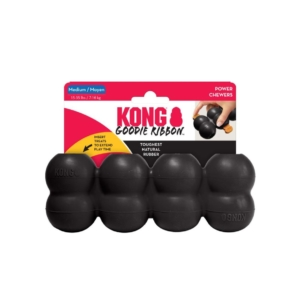 KONG Extreme Goodie Bone Black MEDIUM