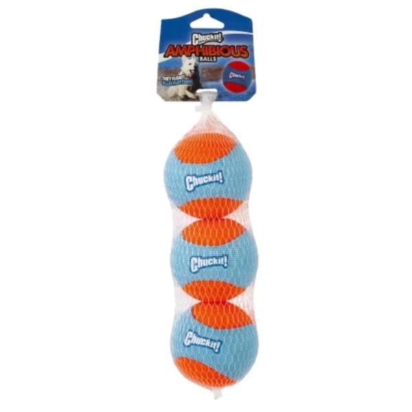 Chuckit! Amphibious Balls 3pack