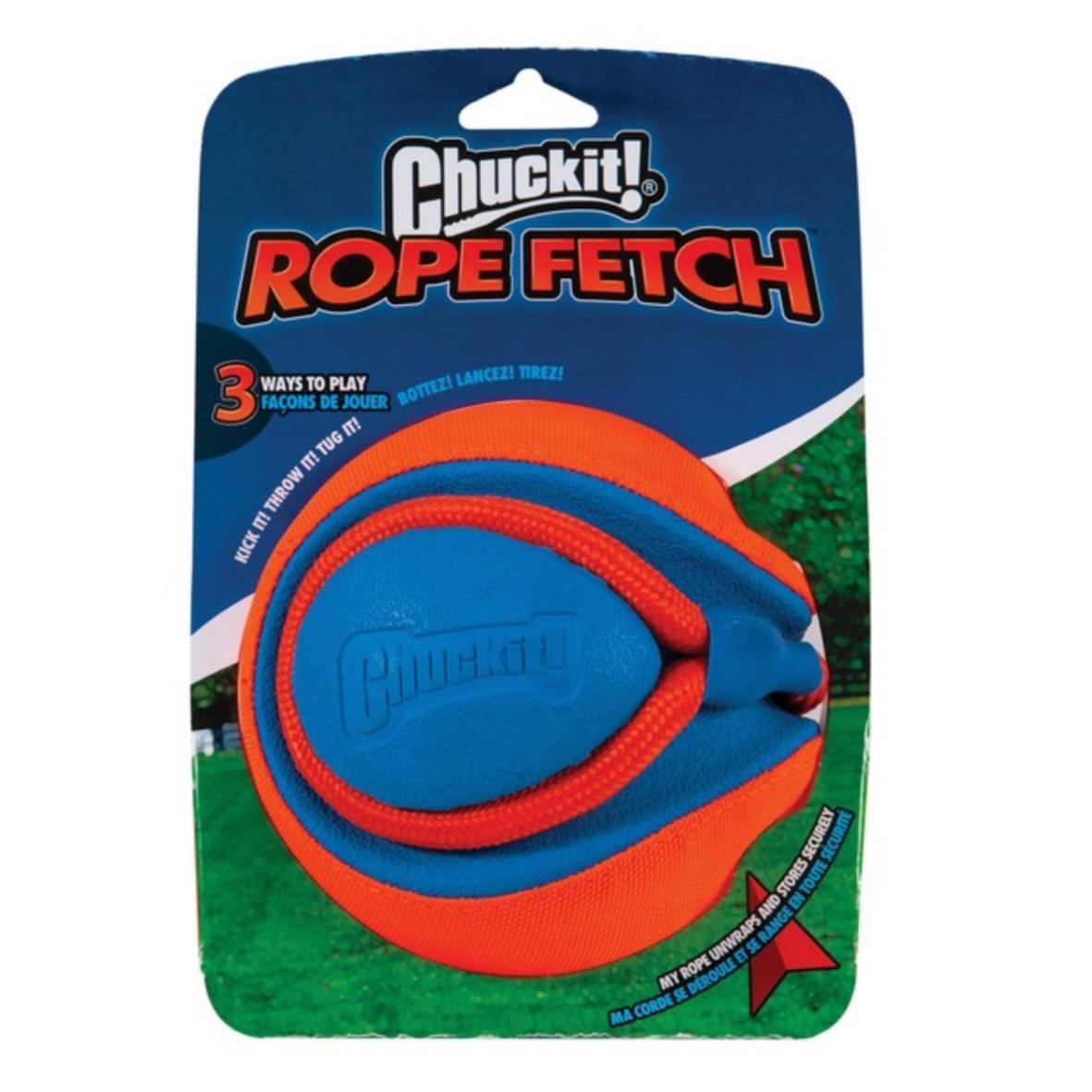 Chuckit! Rope Fetch 14cm
