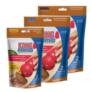 KONG Marathon Peanut Butter Recipe