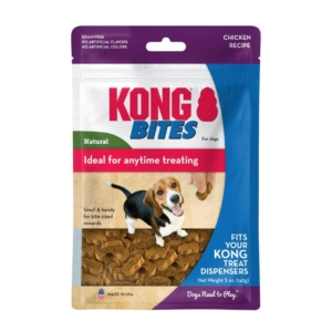 KONG Natural Bites Chicken Recipe 142gm