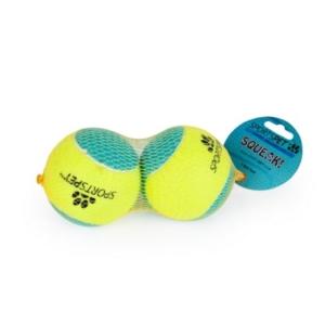 SportsPet Squeak Balls 2pcs Large