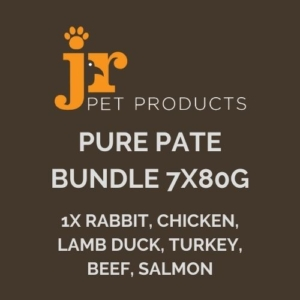 JR Purely Pate Bundle 80g 6pcs